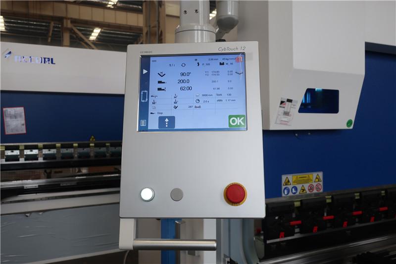 Sistemul CybTouch 12 PS 2D CNC