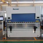 WC67K 500T / 4000mm cnc hidraulic de presiune din oțel inoxidabil de frână, placă de înaltă eficiență placă de îndoire mașină