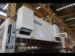 Frână de presare hidraulică NC / mașină de îndoit tablă MB7-125Tx3200