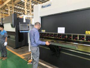 Iran Client de testare a mașinii în fabrică noastre 3