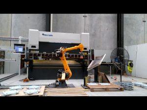 Robotic CNC presa de frână pentru sistemul de celule robotizate îndoire