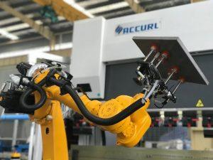 Robot de îndoire sistem celular pentru frână de presă robot automat de foaie de metal