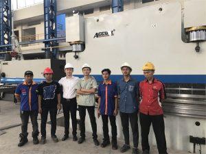 Delegația Indoneziei a venit să viziteze Fabrica noastră