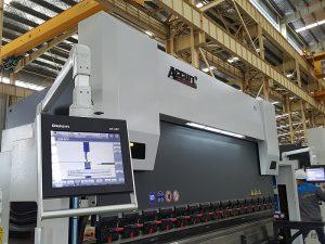 Delem DA52 mașină de îndoire hidraulică, precizie poziționată prețul frânei de presă orizontale, CNC unghi de fier