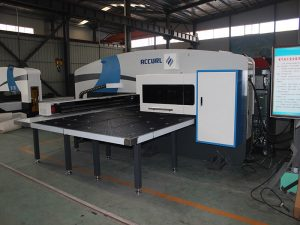 siemens sistem CNC turelă mașină de găurit, mașină automată gaură perforare cnc preț presa pumn
