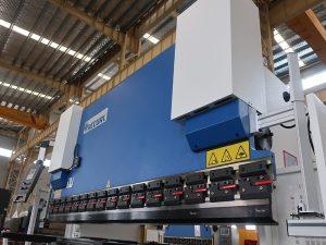 frana de presare cnc hidraulica 300t 3200 cu controler E21