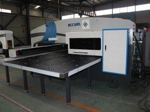 MAX-SF-30T de fabricație cnc mașină de perforare hidraulică presă cu pumnul cu instrumente Amada turelă de stampare Fanuc de control