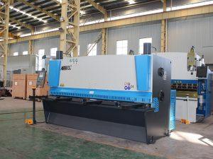 mașină de forfecare hidraulică qc12y 4x2500