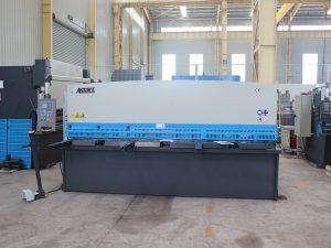 de înaltă precizie QC11y-16 * 6000 mașină de forfecare hidraulică ghilotină tip
