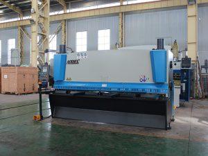 qc12y 4x3200 mașină de forfecare hidraulică