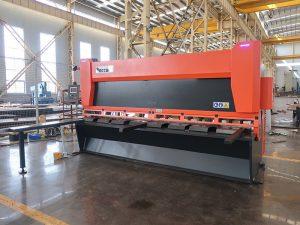 qc12y-6x3200 mașină de forfecare hidraulică