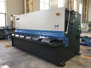 mașină de forfecare hidraulică (QC12Y 16X4000)