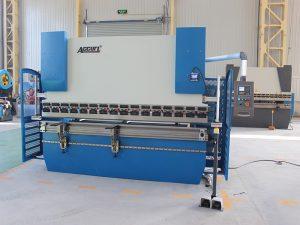 Seria WC67K CNC de frână hidraulică